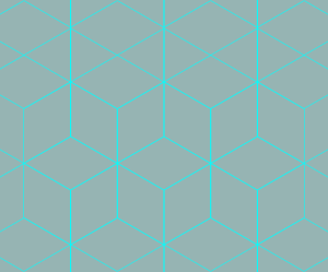 illustrationhexduplicatedintersected