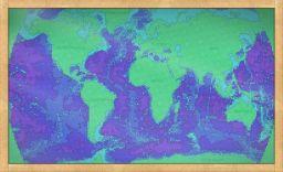 Felt Map
