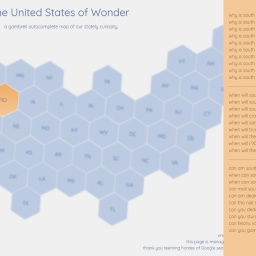 United States of Wonder