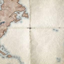 Tattered Map Sandwich