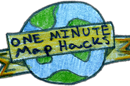 One Minute Map Hacks