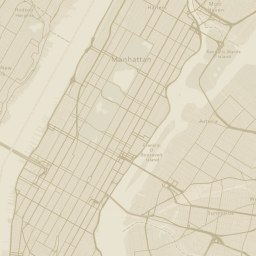 Khaki Basemap
