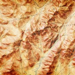 How to Make one of those Cool 3D Vintage Topo Maps in ArcGIS Pro